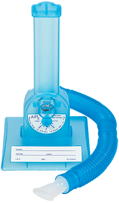 AIRLIFE AIRX INCENTIVE SPIROMETER