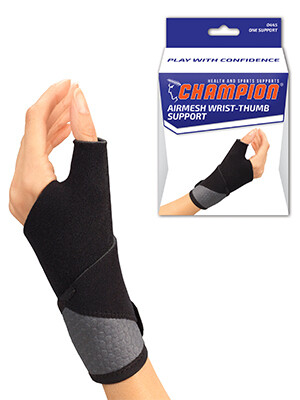 Wrist-Thumb Support