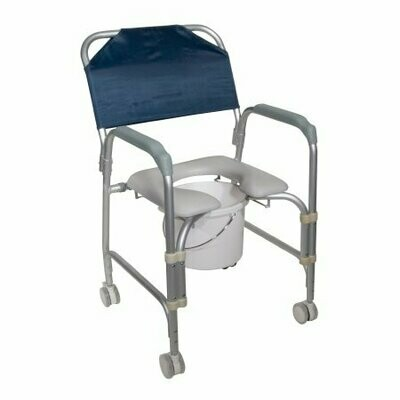 Commode/Shower Chair