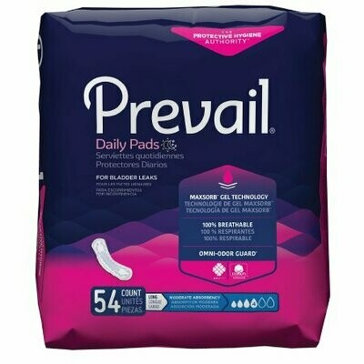Prevail Pads 54