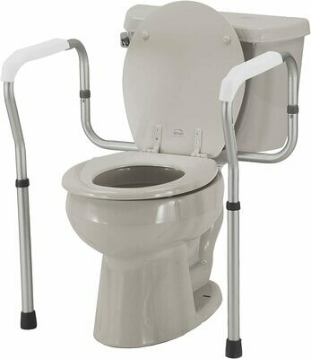 Toilet Safety Rails (NOVA)