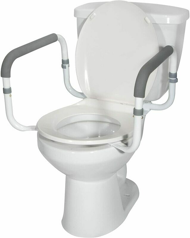 Toilet Safety Rails (DRIVE)