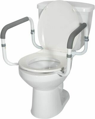 Toilet Safety Rails (DRIVE)