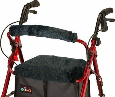 Rollator Seat & Backrest Cover Set