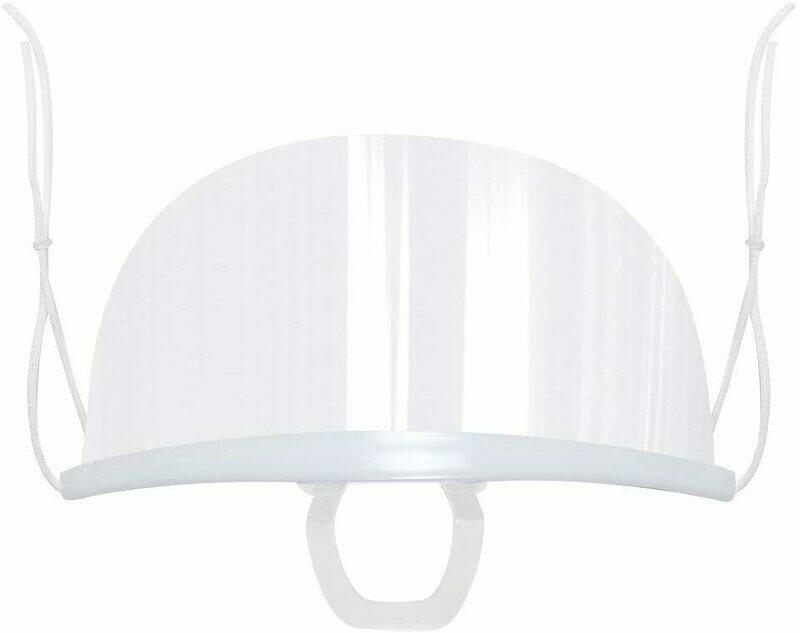 Plastic Mouth Shield