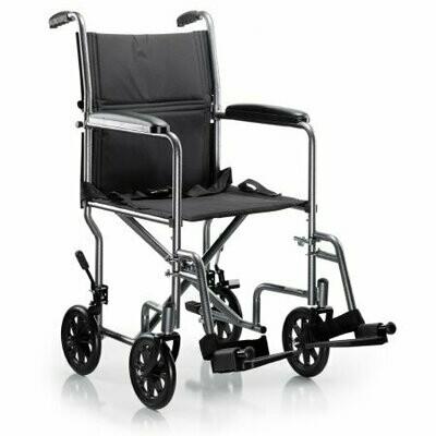 Transport Chair (BUY ) Steel Frame