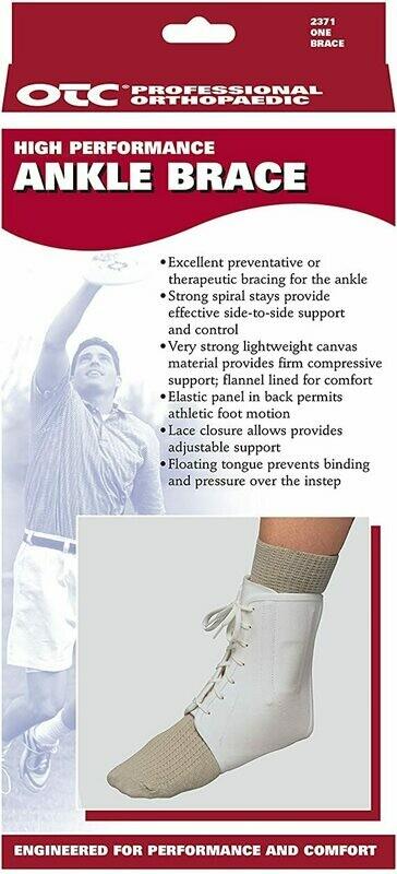Ankle Brace (OTC)
