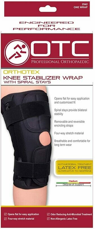 Knee Stabilizer Wrap  (2542)