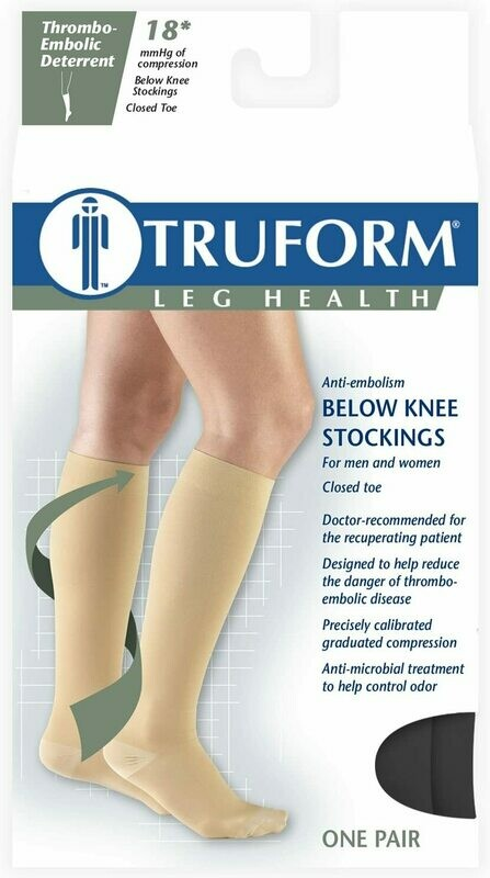 Compression Socks TRUFORM 18mmgh Knee High