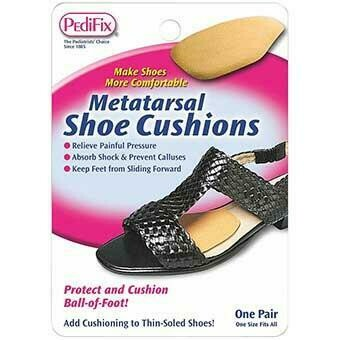 Metatarsal Shoe Cushions