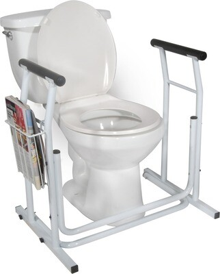 Toilet Safety Frame (Free Standing)