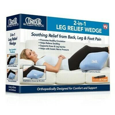 Leg Relief Wedge Pillow