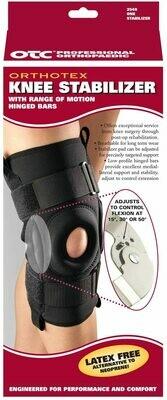 OTC Orthotex Knee Stabilizer with Hinged Bars
