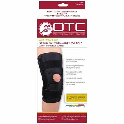 Knee Brace Wraparound Hinged (2544)