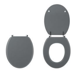 Commode Toilet Seat With Lid