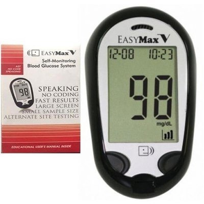 Easy Max Blood Glucose System