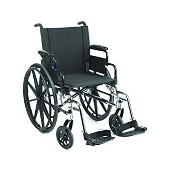 Wheelchair Rental + Leg Rests