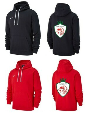 SWEAT COTON CAPUCHE ENFANT NIKE LIMAY FOOTBALL