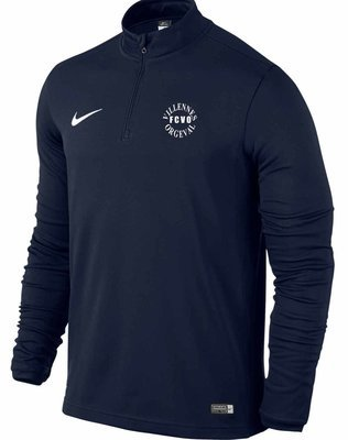 Sweat 1/2 zip enfant NIKE villennes football