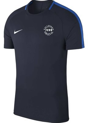 Maillot entrainement AC18 adulte NIKE villennes football