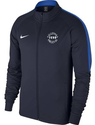 Veste survêtement AC18 adulte NIKE villennes football
