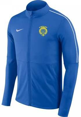 VESTE SURVETEMENT PARK18 ADULTE NIKE BREUILLOISE FOOTBALL