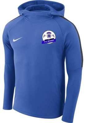 SWEAT CAPUCHE AC18 ADULTE NIKE FC BOISSY FOOTBALL
