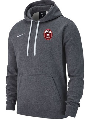 SWEAT CAPUCHE COTON ADULTE NIKE LE PECQ FOOTBALL