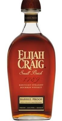 Elijah Craig Barrel Proof Small Batch Bourbon 12 Year 131.4 Proof