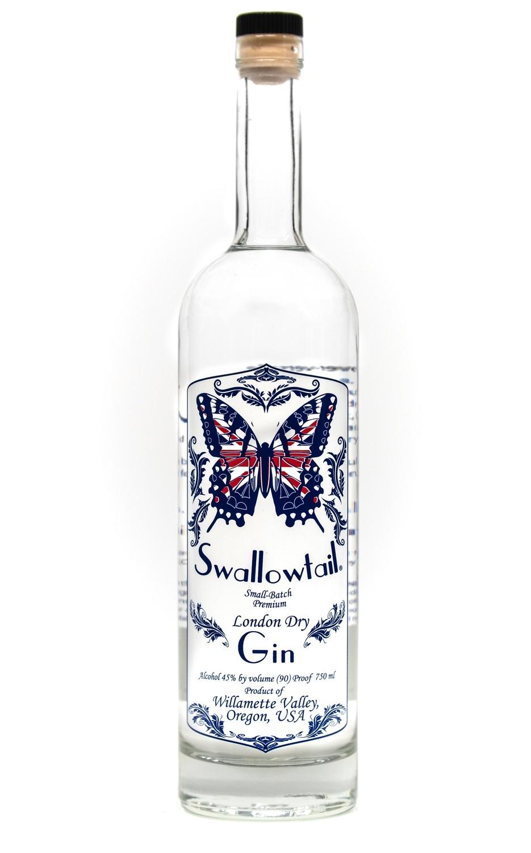 Swallowtail Small-Batch Premium London Dry Gin