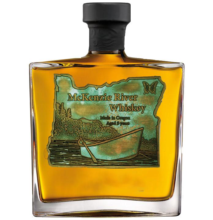 Swallowtail McKenzie River Whiskey