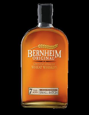 Bernheim Original Kentucky Straight Wheat Whiskey 7 Year Small Batch