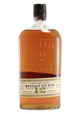 Bulleit 95 Rye 12 Year Frontier Whiskey