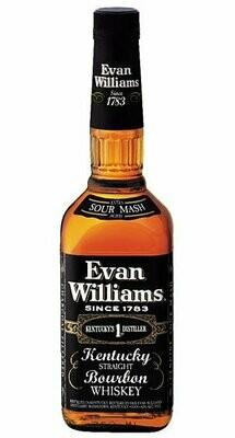 Evan Williams Kentucky Straight Bourbon Whiskey (750 ML)