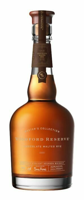 Woodford Reserve Master's Collection Chocolate Malted Rye Whiskey