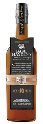 Basil Hayden's 10 Year Kentucky Straight Bourbon Whiskey