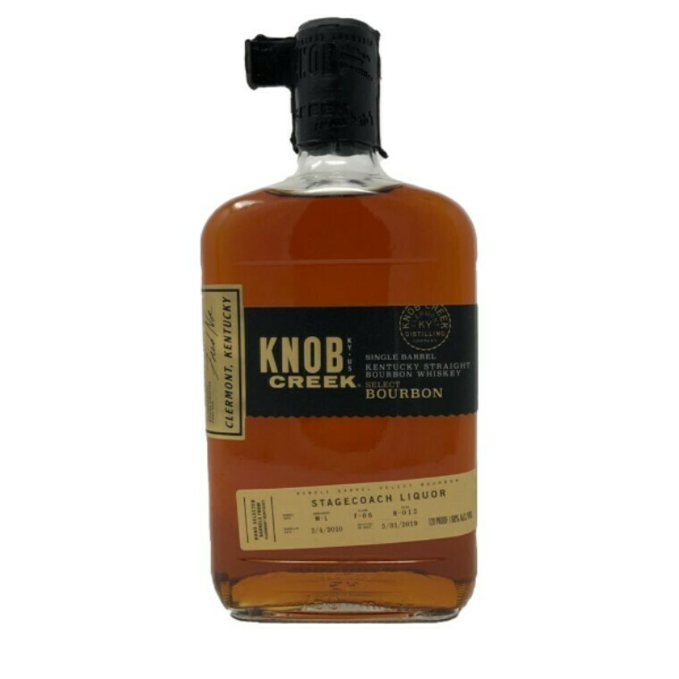 Knob Creek Single Barrel Select Reserve Bourbon