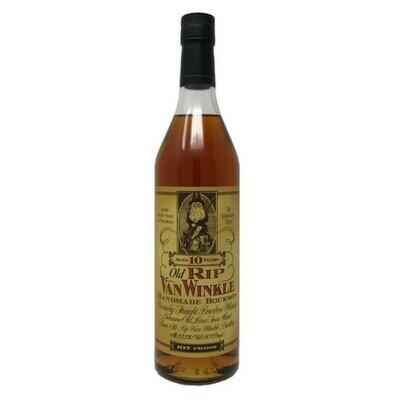 Old Rip Van Winkle 10 Year Handmade Bourbon