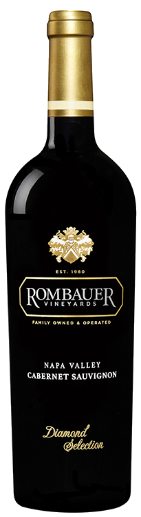 Rombauer Diamond Selection Napa Valley Cabernet Sauvignon 2016