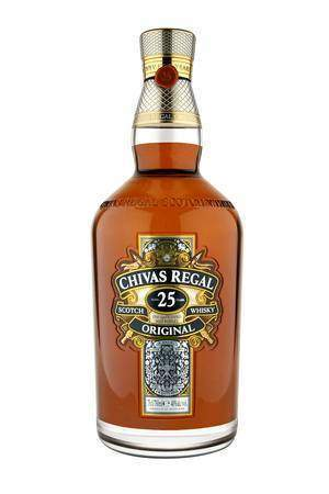 Chivas Regal 25 Year Blended Scotch Whisky