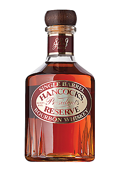 Hancock's President's Reserve Single Barrel Bourbon Whiskey