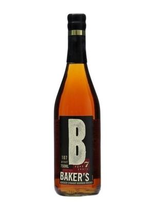 Baker's 7 Year Kentucky Straight Bourbon Whiskey