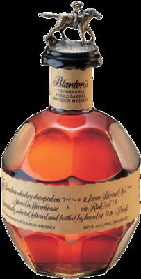 Blanton's Original Single Barrel Kentucky Straight Bourbon Whiskey