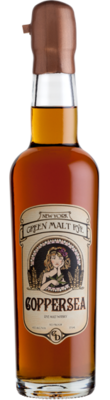 Coppersea Green Malt Rye Whiskey