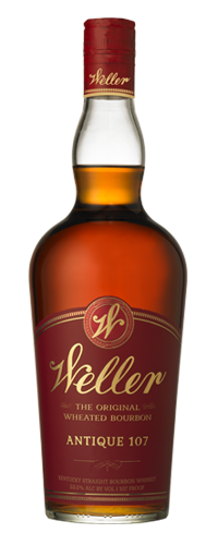 W.L. Weller Antique Original 107 Proof