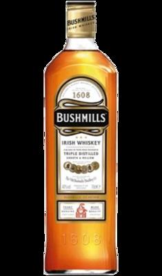 Bushmills Irish Whiskey (750 ML)