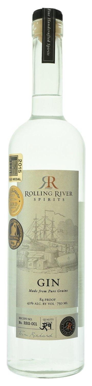 Rolling River Spirits Gin