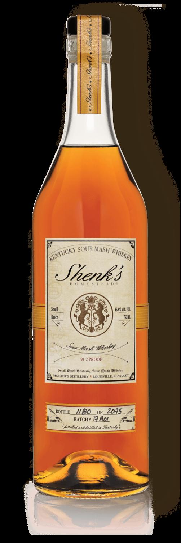Shenk's Homestead Kentucky Sour Mash Whiskey (2019 Release)
