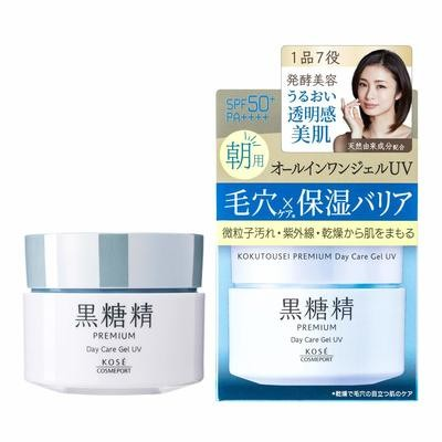 Kosé Kokutousei Premium Whitening Day Care Gel UV SPF50+ PA++++