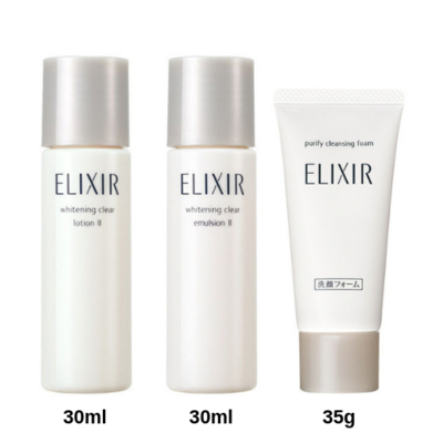 Shiseido ELIXIR White (Travel Size)